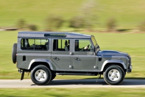 Product picture LAND ROVER DEFENDER 1997-2007, SERVICE, REPAIR MANUAL