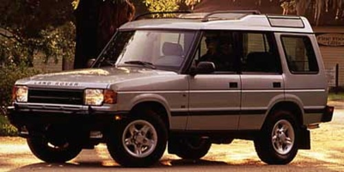 Product picture LAND ROVER DISCOVERY 1995-1998, SERVICE, REPAIR MANUAL