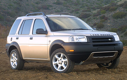 Product picture LAND ROVER FREELANDER 1997-2005, SERVICE, REPAIR MANUAL