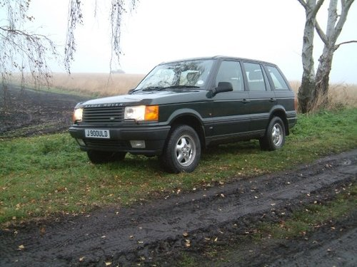 Product picture LAND ROVER RANGE ROVER 1991-2001, SERVICE, REPAIR MANUAL