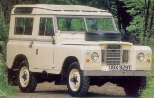 Product picture LAND ROVER SERIE III, SANTANA 1972-1985, WORKSHOP