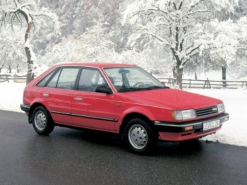 Product picture MAZDA 323 1989-1994, SERVICE, REPAIR MANUAL
