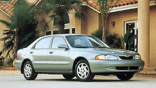 Product picture MAZDA 626 / CAPELLA 1998-2002, SERVICE, REPAIR MANUAL