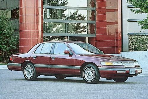 Product picture MERCURY GRAND MARQUIS 1989-1998, SERVICE, REPAIR MANUAL